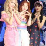 「gugudan」のユニット「SEMINA」、キーリングポイントは「3人3色」