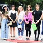 「PHOTO@ソウル」TWICE、NU'EST W、 Apinkら「ミュージックバンク」のリハーサルへ