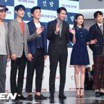 「PHOTO@ソウル」俳優チョン・ウソン、カン・ドンウォン、チェ・ミンホ(SHINeeミンホ)ら主演映画「人狼 JIN-ROH」のレッドカーペット&ショーケースイベント開催