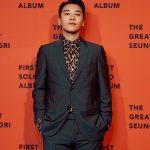 """""""ソロカムバック""""V.I(BIGBANG)、「来年初めに軍入隊したい…BIGBANG空白期長くなってはだめ」"""