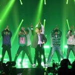 B.A.P、K-POPグループ初のジャカルタアジア大会の祝賀ステージを披露