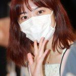 「PHOTO@金浦」宮脇咲良、高橋 朱里ら、「PRODUCE48」の収録を終えて日本帰国
