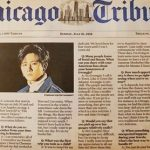 「MONSTA X」I.M、米10大日刊紙「Chicaco Tribune」で単独インタビュー