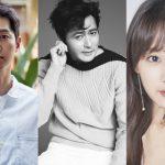 【公式】チャン・ドンゴン&ソン・ジュンギ&キム・ジウォン、tvNドラマ「アスダル年代記」出演へ…来年上半期放映