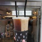 <トレンドブログ>【韓国カフェ】アメリカーノとカフェラテを同時に楽しめる「アメラテ」