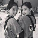 <トレンドブログ>「BLACKPINK」ジェニー&ジス、SBS『ランニングマン』出演記念ショットを公開