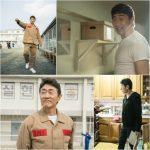 """<トレンドブログ>俳優ホ・ジュノ、劇中の""""殺人鬼""""とは180度異なる笑顔のビハインドカットが公開!"""