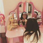 <トレンドブログ>SHIHOの愛娘サランちゃん、バービールームに大興奮?!女の子な一面を見せる。