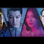 RAIN(ピ)×イ・ドンゴンが15年ぶりに競演!「スケッチ(原題)」描かれた未来に立ち向かう運命と愛を描いたサスペンス・アクションドラマDATVで9月 日本初放送!