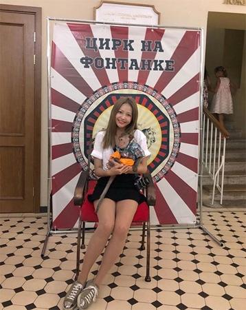 女優ハ・ヨンス、ロシア旅行中の写真が物議に?