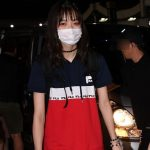 「PHOTO@金浦」AKB48 後藤萌咲&竹内美宥&宮崎美穂ら「PRODUCE48」の収録のため韓国に入国