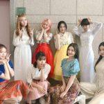 MOMOLAND、韓服スタイルの衣装でファンに感謝「特別な衣装と共に…」
