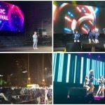 キム・ヒョナ&Samuel&DREAMCATCHER、Bingo Musicのベトナム進出公演…1万人が大熱狂