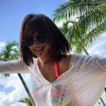 結婚発表の女優ヤン・ミラ、2世計画は「まだ」