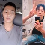 「CNBLUE」イ・ジョンシン&カン・ミンヒョク、入隊前日の様子を公開