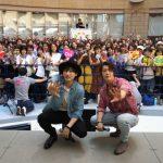 ミュージック・ジャパンTV 公開収録イベントに SUPER JUNIOR-D&E登場! 彼らにとって初となる公開収録の模様と独占インタビューを大ボリュームでお届け! ファンからの質問で2人のライフスタイルに迫る!!