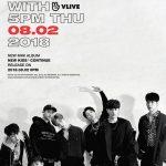「iKON」、新ミニアルバム発売1時間前にVLIVE放送開始
