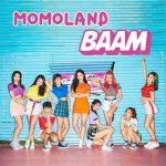MOMOLAND、新曲「BAAM」GAONチャート1位に!「BBoom BBoom」は3位を記録
