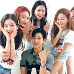 大先輩、東方神起ユンホ、Red Velvetの応援ショット公開