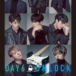ワールドツアーで世界を席巻中のDAY6、10/17(水) 発売JAPAN 1st ALBUM 「UNLOCK」ジャケット写真公開!