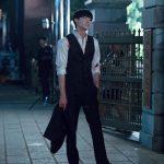 俳優イ・ジョンソク、猛暑も忘れさせるさわやかな笑顔