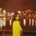 """BLACKPINKジス、美しい福岡の夜景…""""また会いましょう"""""""