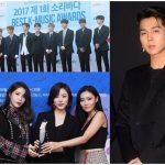 Wanna One、ソン・ミノ(WINNER)、MAMAMOO、「2018 SOBA」各部門で1位