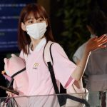 「PHOTO@金浦」HKT48 宮脇咲良、AKB48宮崎美穂ら、Mnet「PRODUCE 48」の収録を終えて日本帰国