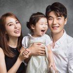 女優ハン・ヘジン&韓国代表キ・ソンヨン夫妻、4歳になった娘シオンちゃん公開し話題に