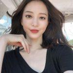 <トレンドブログ>女優ハン・イェスル、ピンク色から黒髪に戻した近況を伝える♪