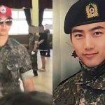"""<トレンドブログ>助教の象徴""""赤い帽子""""を被って軍服務につく「2PM」テギョンの近況が公開!"""