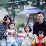 <トレンドブログ>歌手兼俳優のヤン・ドングン、絵に描いたような幸せな家族写真を公開!
