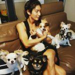 <トレンドブログ>俳優イ・ジュンギ、愛犬5頭に囲まれる幸せな日常を公開♪