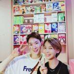 <トレンドブログ>軍入隊を果たした「2AM」チョ・グォン、17年来の友人である元「Wonder Girls」のソネに会う♪