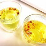 <トレンドブログ>【韓国美容】美しい花茶でアンチエイジングと冷え解消!