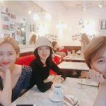 <トレンドブログ>元「Wonder Girls」 ソネ&イェウン&ヘリム久しぶりの再会!懐かしい顔ぶれ