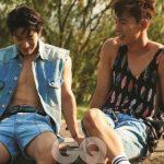 <トレンドブログ>「MONSTA X」ショヌ&ウォンホの男性美溢れるグラビア写真が公開!