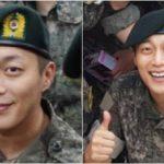 <トレンドブログ>軍入隊を果たした「Highlight」ユン・ドゥジュン、訓練所での近況写真が公開!