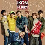 BIGBANGの系譜を継ぐ7人組ボーイズグループiKON(アイコン)、 ニューアルバム『RETURN』のジャケット写真公開!さらに2年ぶりとなるメンバー全員ハイタッチイベント開催決定!
