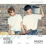【公式】「MXM」、きょう(14日)デビュー1年で初のフルアルバム発表