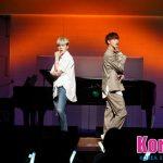 「取材レポ」CROSS GENEタクヤ&サンミン、同い年の仲良し2人が合同で生誕祭を開催!ダンスから漫才まで息ぴったりのステージでファンを魅了!