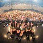 「イベントレポ」超大型K-POPガールズグループGFRIEND 日本初単独公演「GFRIEND SUMMER LIVE IN JAPAN 2018」スタート! 10月10日に1st SINGLEリリース発表!