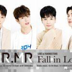 男の中の男!【MR.MR(ミスターミスター)】10月、『MR.MR LIVE & FANMEETING~Fall in Love~』開催決定!