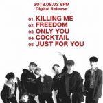 BIGBANGの系譜を継ぐ7人組ボーイズグループiKON(アイコン)、  最新ミニAL『NEW KIDS : CONTINUE -KR EDITION-』が日本をはじめ全世界25の国・地域のiTunesで1位獲得!