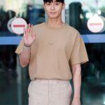 「PHOTO@仁川」パク・ソジュン、tvNドラマ「キム秘書がなぜそうか」の褒賞休暇でプーケットへ出発