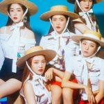 """Red Velvet、ニューアルバム「Power Up」予告イメージ&ウェンディの予告映像を公開…""""爽やかなサマークイーンたち"""""""