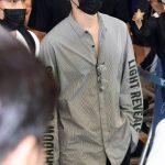 「PHOTO@仁川」Wanna One タイのコンサートから帰国 カジュアルな空港ファッション披露