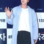 「PHOTO@ソウル」俳優パク・ヘジン、チャ・ソヌ(B1A4バロ)ら、映画「目撃者」のVIP試写会に出席