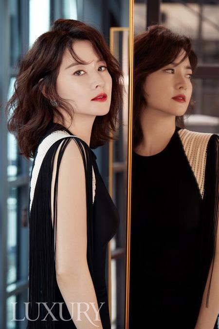 映画「私を探して」でスクリーン復帰控える女優イ・ヨンエ、「内面・外面すべて美しい人になりたい」