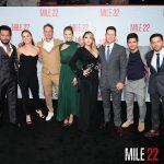 CL(元2NE1)、ハリウッドデビュー映画「MILE 22」の試写会で元気な姿を見せる